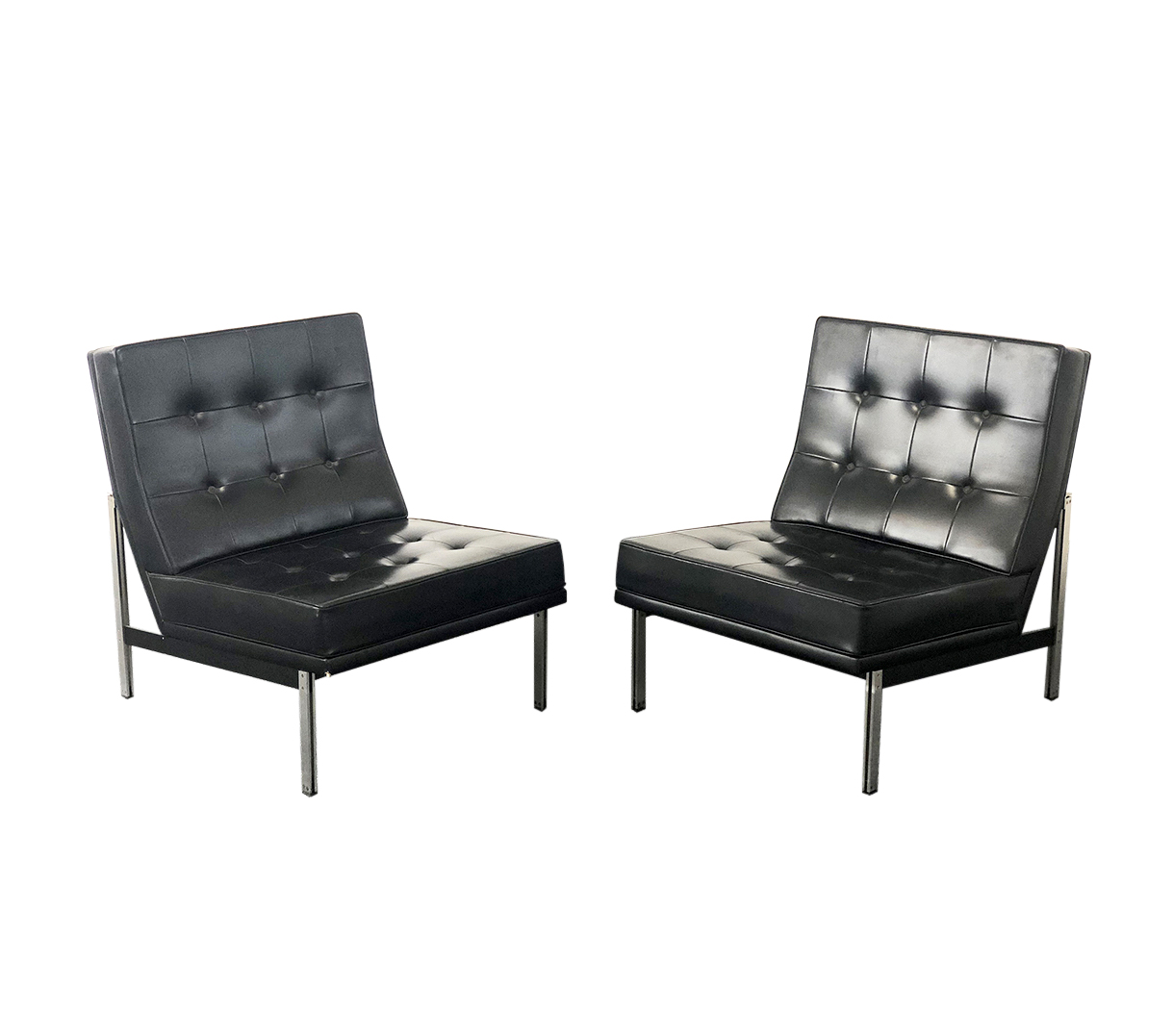 Poltrone Knoll Prezzi.Florence Knoll Armchairs From 1960